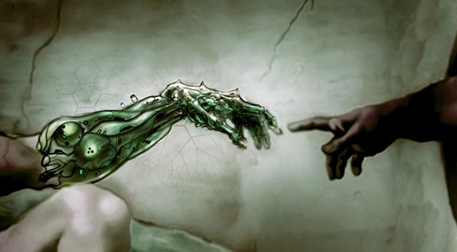 android-arm-human-arm-michelangelo
